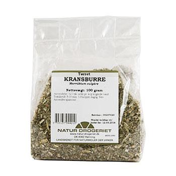 Image of   Kransburre fra Natur Drogeriet - 100 gram