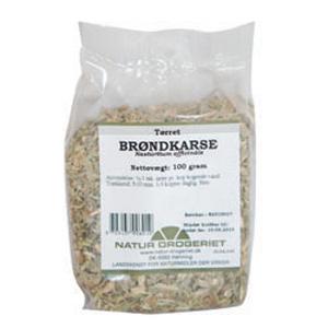 Image of   Brøndkarse fra Natur Drogeriet - 100 gram