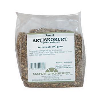 Image of   Artiskokurt fra Natur Drogeriet - 100 gram