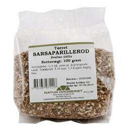 Image of Sarsaparillerod fra Natur Drogeriet - 100 gram