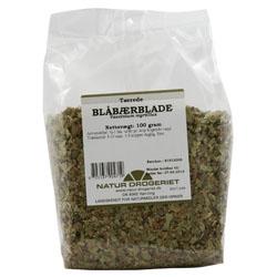 Image of   Blåbærblade Natur Drogeriet - 100 gram