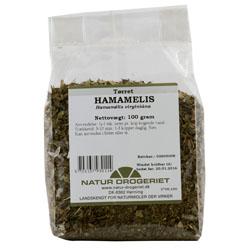 Image of   Hamamelis fra Natur Drogeriet - 100 gram