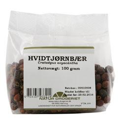 Image of   Hvidtjørnbær fra Natur Drogeriet - 100 gram