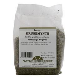 Image of   Krusemynte fra Natur Drogeriet - 60 gram
