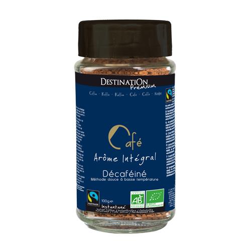 Instantkaffe Koffeinfri Fairtrade Øko - 100 gr