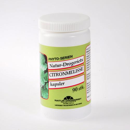 Citronmelisse (hjertensfryd) 300 mg - 90 kapsler