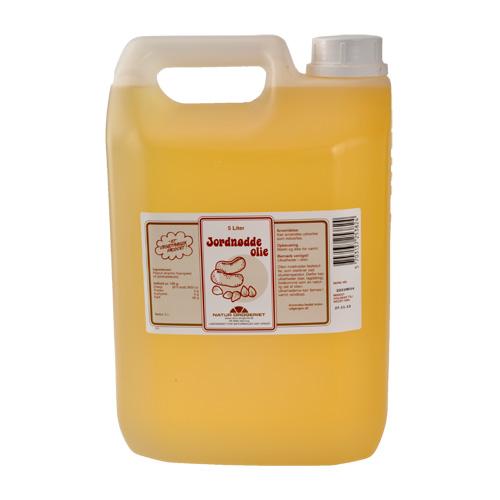 Image of Jordnøddeolie 100% Ren - 5 liter