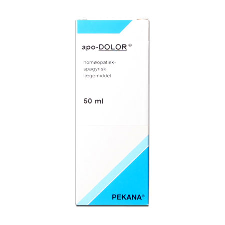 Apo dolor Pekana - 50 ml.