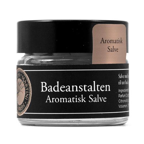Image of   Salve palmarose Badeanstalten - 15 ml.
