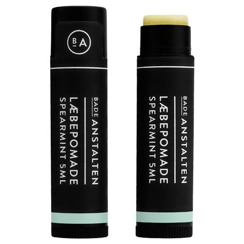 Læbepomade spearmint Badeanstalten - 5 ml.
