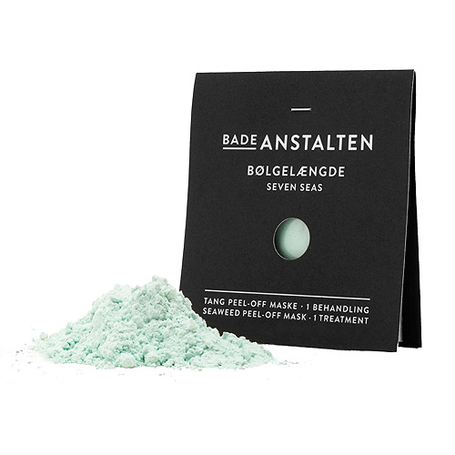 Image of   Ansigtsmaske tang peel-off bølgelængde - 15 ml.
