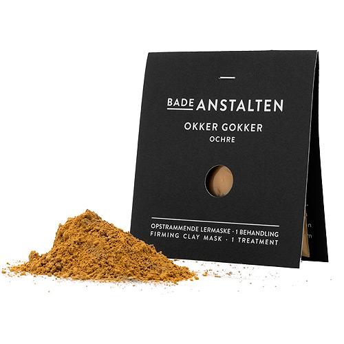 Image of   Ansigtsmaske OkkerGokker Badeanstalten - 15 ml.