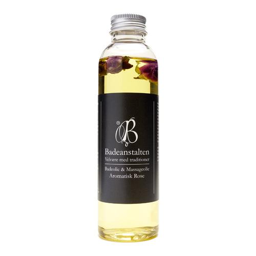 Image of   Badeolie palmarose Badeanstalten - 150 ml.