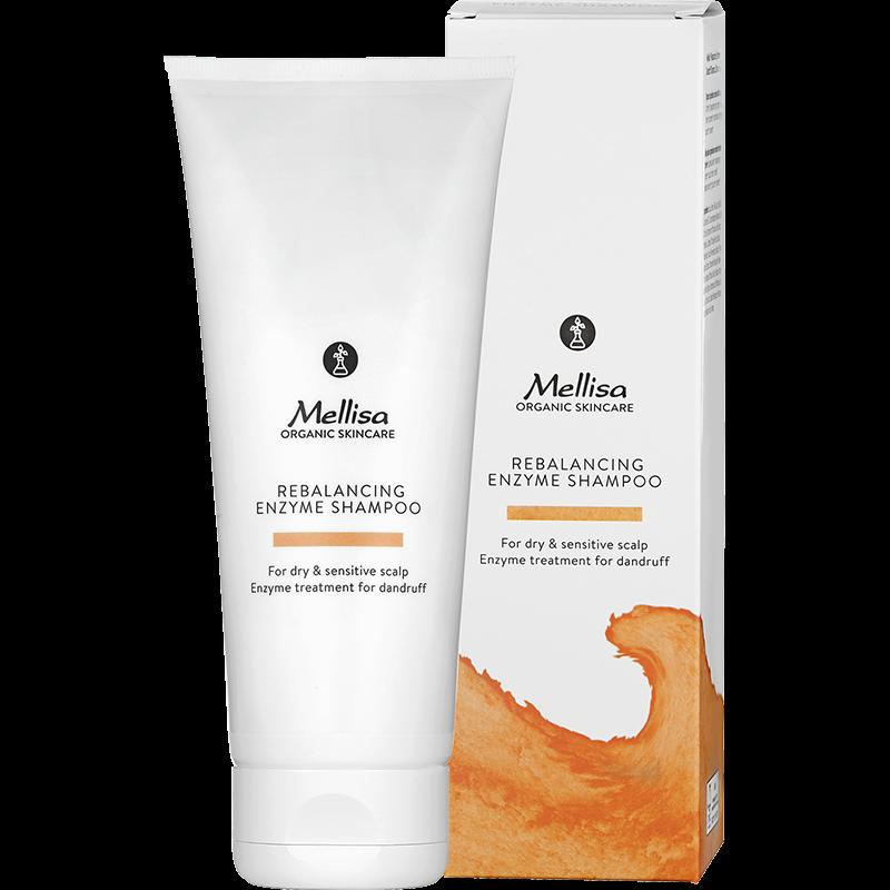 Mellisa Rebalancing Enzyme Shampoo - 200 ml.