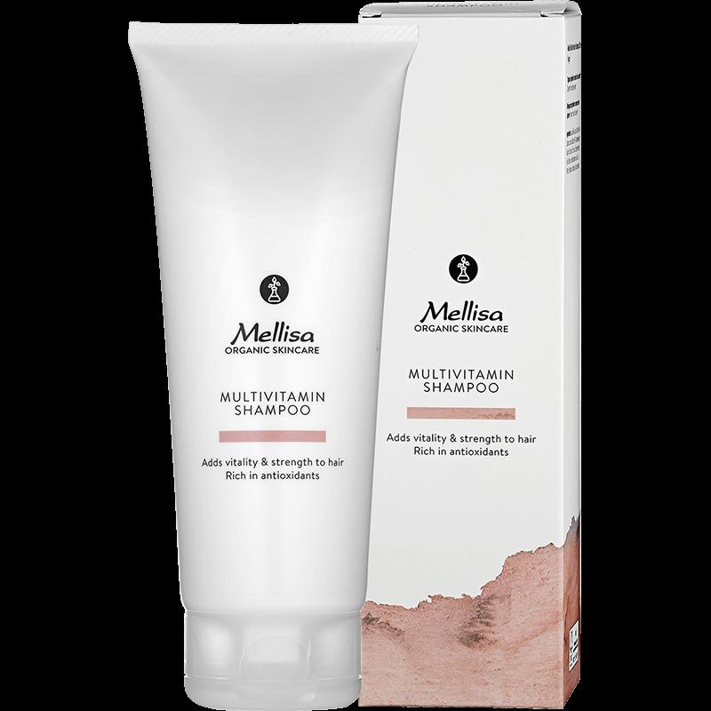 Mellisa Multivitamin Hårshampo - 250 ml.