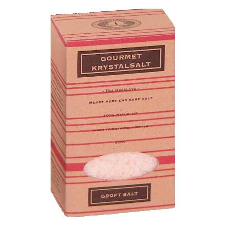 Image of   Himalayasalt Groft - 500 gram