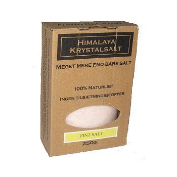 Image of   Himalayasalt fint - 250 gram