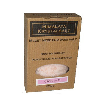 Image of   Himalayasalt Groft - 250 gram
