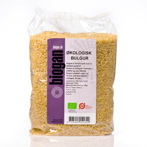 Image of Bulgur fuldkorn økologisk - 1 kg.