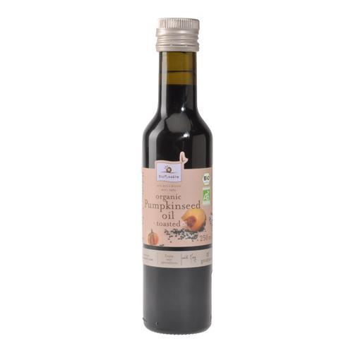 Græskarkerneolie Ristet Økologisk - 250 ml.
