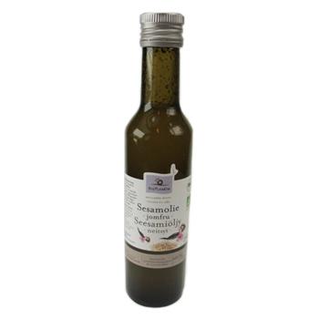 Image of Sesamolie native Økologisk - 250 ml.