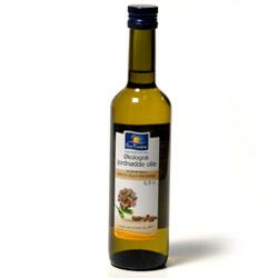 Image of Jordnøddeolie Økologisk - 250 ml
