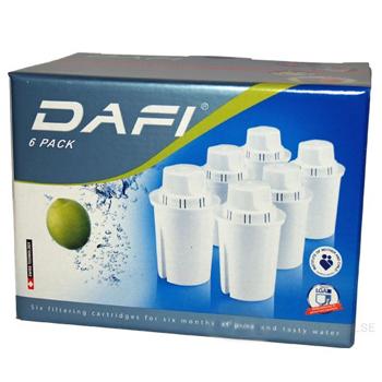 Image of Dafi filterpatroner - 6 stk.