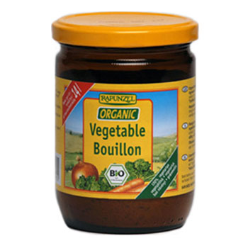 Image of   Bouillon vegetabilsk Rapunzel - 8 tern