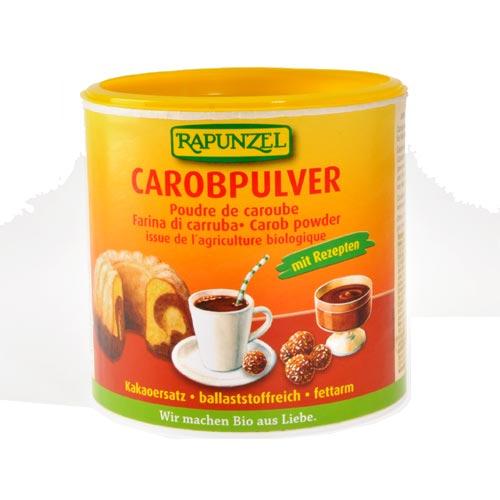 Carob pulver Økologisk - 250 gram