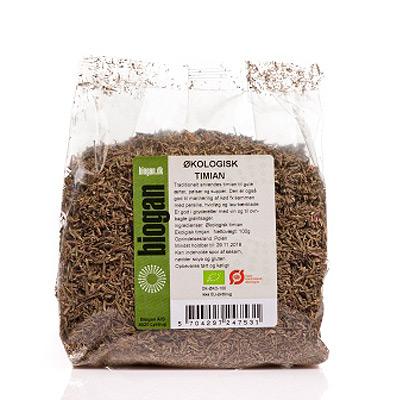 Timian Økologisk fra Biogan - 100 gram