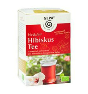 Image of Hibiscus te Økologisk Fair Trade - 20 breve