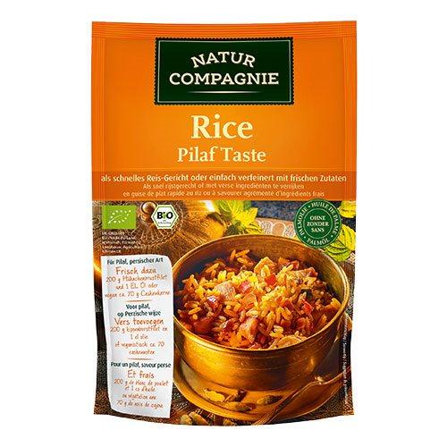 Ris Pilat Økologiske - 160 gram