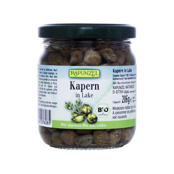 Image of   Kapers i lage fra Rapunzel Økologisk - 206 gram