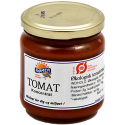 Image of   Tomat Koncentrat Puré Økologisk - 210 ml.