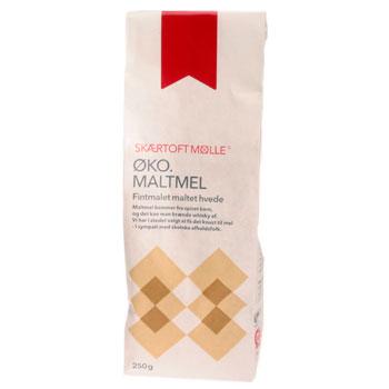 Image of   Maltmel fintmalet økologisk - 250 gram