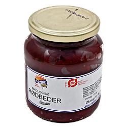 Image of   Rødbeder i glas demeter Øko - 325 gram