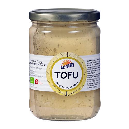 Rømer Tofu I Glas Ø