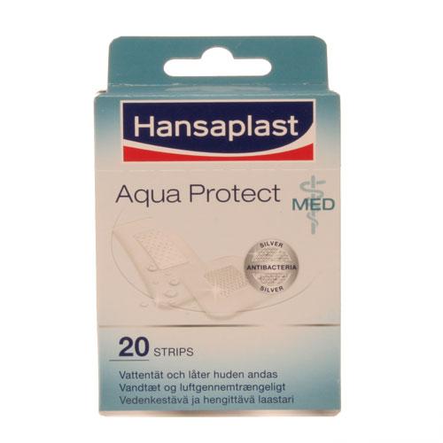 Image of Aqua Protect plaster Hansaplast - 20 stk.