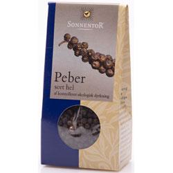 Image of   Hel sort peber Økologisk - 35 gram