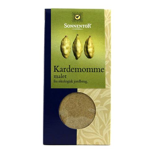 Image of   Kardemomme Stødt Økologisk - 40 gram