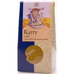 Image of   Karry mild Økologisk - 35 gram