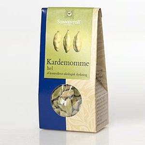 Image of   Kardemomme hel Sonnentor Øko - 30 gram