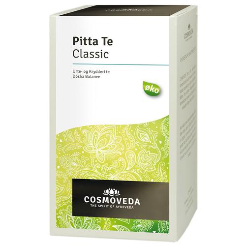 Pitta te classic Cosmoveda Øko - 10 breve