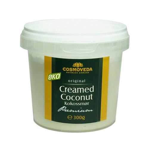 Creamed Coconut Cosmoveda - 300 gram