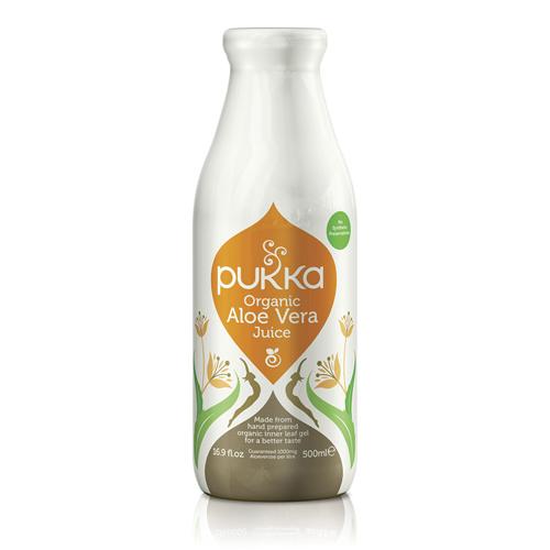 Image of Pukka aloe vera juice Økologisk - 500 ml