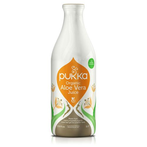 Image of   Pukka aloe vera juice Økologisk - 1 liter