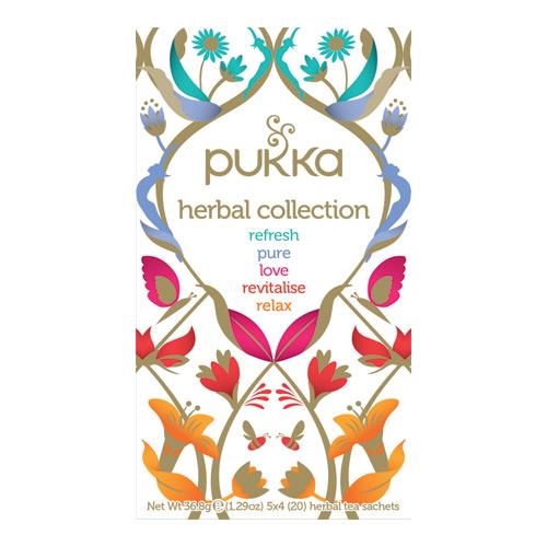 Image of Herbal collection te sampak Økologisk - 20 breve
