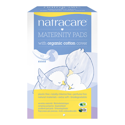 Natracare New mother efterfødselsbind - 10 stk.
