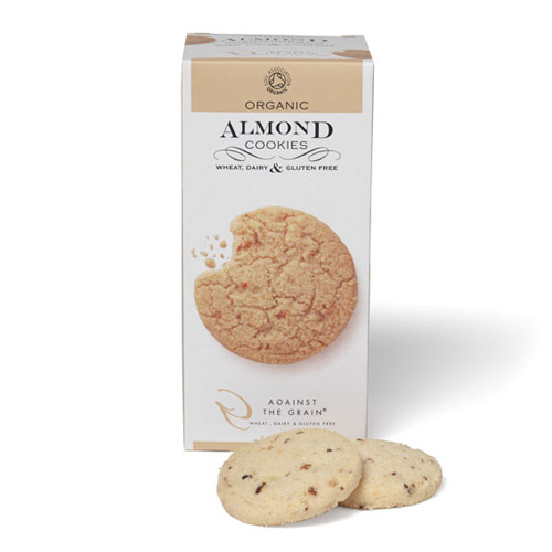 Image of Almond cookies glutenfri Økologiske - 150 gram