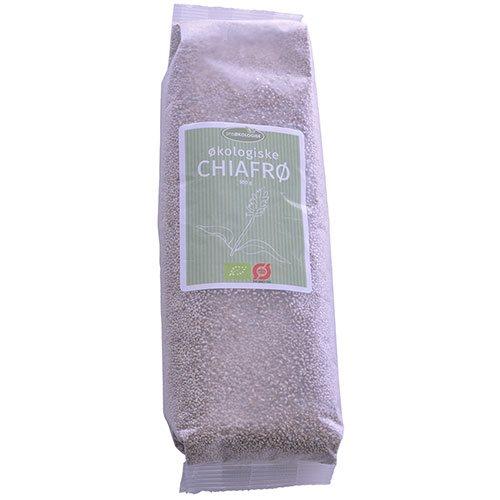 Chiafrø hvide Økologiske - 500 gram